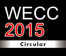 WECC 2015 first circular