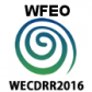 WFEO meetings and WECDRR 2016