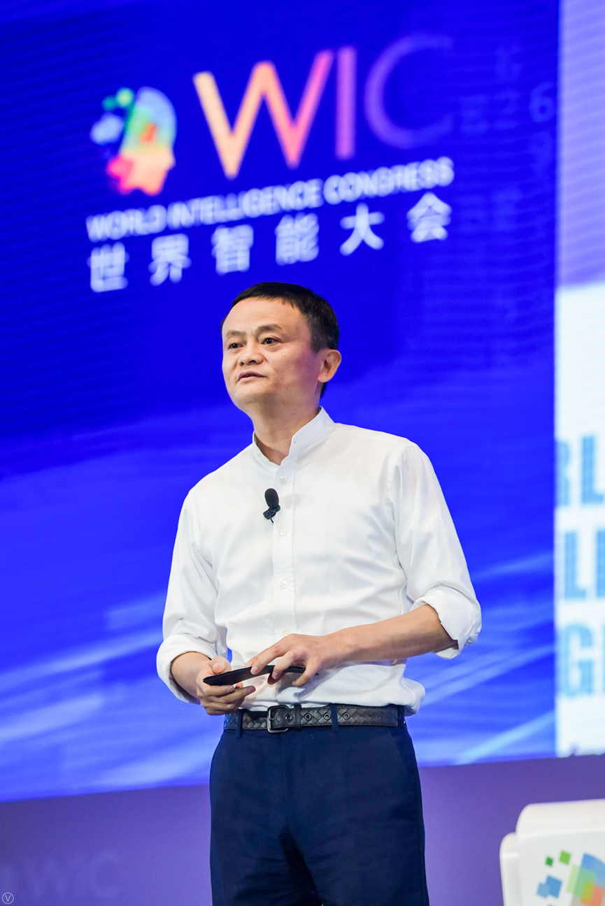 Jack Ma, founder and chairman of Alibaba