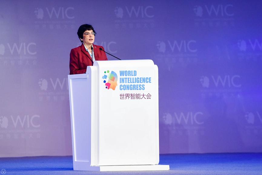 Marlene Kanga, President-Elect of WFEO