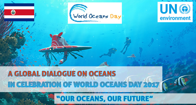 The Global Dialogue on Oceans - A World Oceans Day event