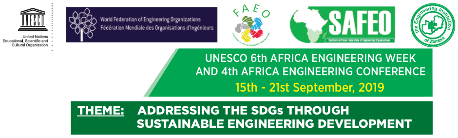 UNESCO-Africa Engineering Week and Africa Engineering Conference 2019