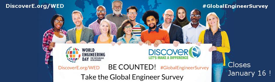 Global Engineer Survey – World Engineering Day