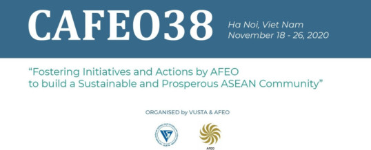 CAFEO 38 & ASEAN Women Engineer Summit