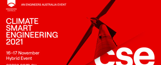 Engineers Australia Climate Smart Engineering Conference