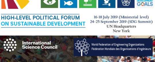 High-level Political Forum 2019: Empowering people and ensuring inclusiveness and equality