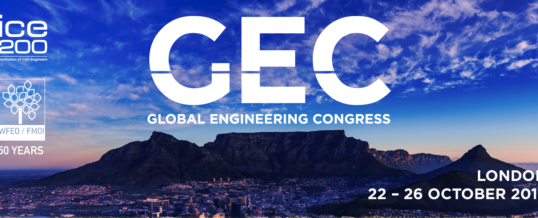Global Engineering Congress – GEC2018