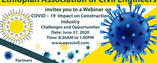 Webinar: Covid-19 impact on the engineering and Construction sector