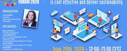 Webinar: Digital adaptation – WSIS Forum 2020