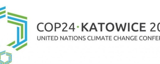Katowice Climate Change Conference COP 24